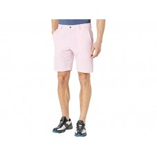 Men Callaway Swing Tech Heather Ergo Shorts with 9 Inseam Party Pink Heather FCCDX408