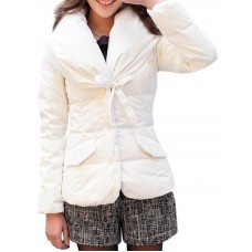 Pockets Comfortable Duck Down Jacket cool designs #22420397637